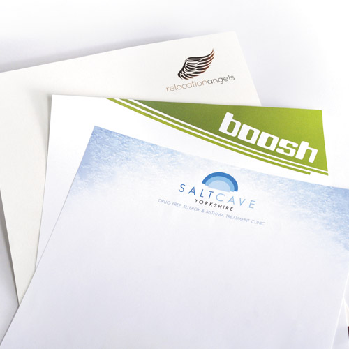 Business letterhead printing