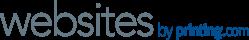 Websites by printing.com Logo